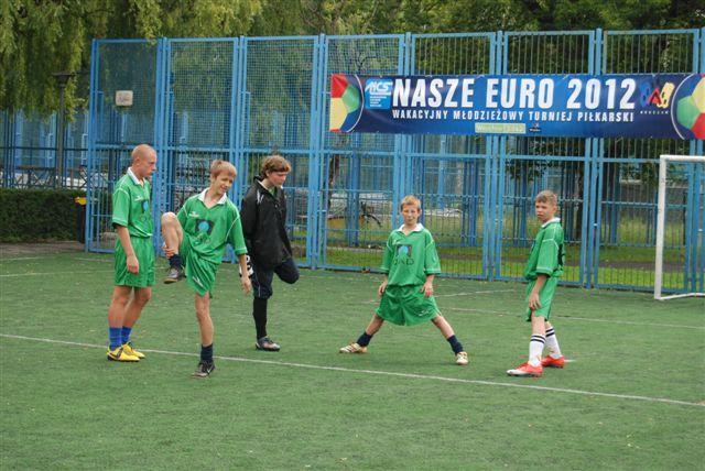 Imperaz pod hasłem: Nasze Euro 2012 jest organizowana cyklicznie przez Młodzieżowe Centrum Sportu.