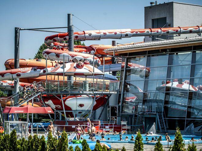 Wrocławski park wodny zaprasza przez całe wakacje