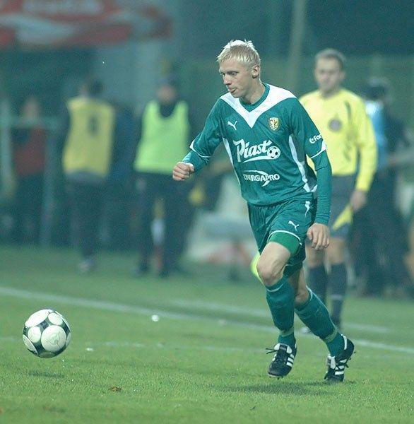 W meczu z Urałem Swierdłowskaja na boisku pojawił się Mariusz Pawelec.