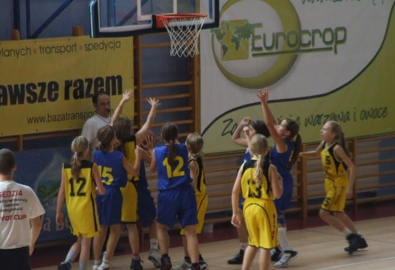 Turniej Pivot Cup jest ważną imprezą w koszykarskim kalendarzu drużyn młodzieżowych.