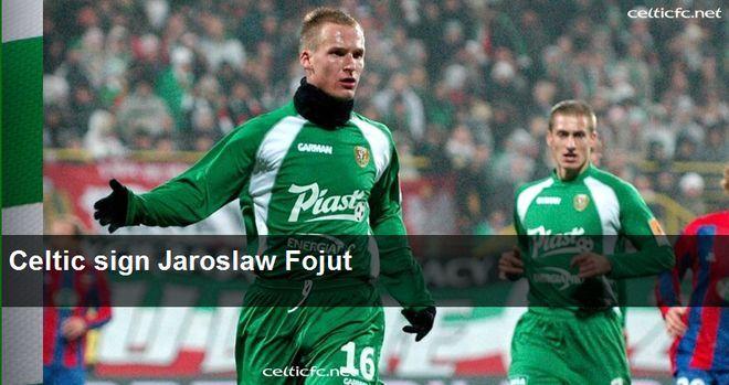 ''Celtic pozyskał Jarosława Fojuta'' - ten tytuł na stronie Celticu jest już nieaktualny.