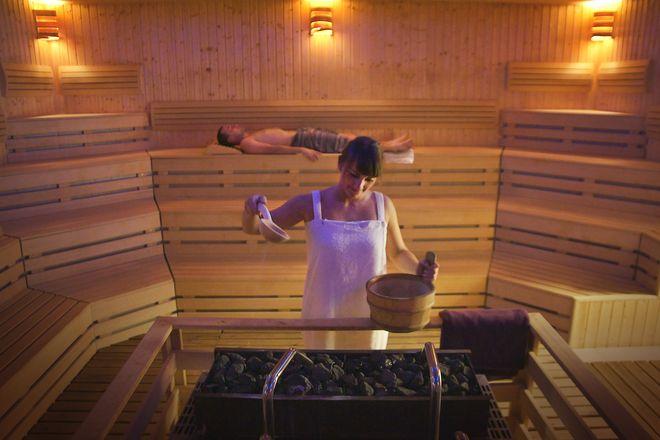 Ceremonie w saunie dają naprawdę sporą dawkę relaksu