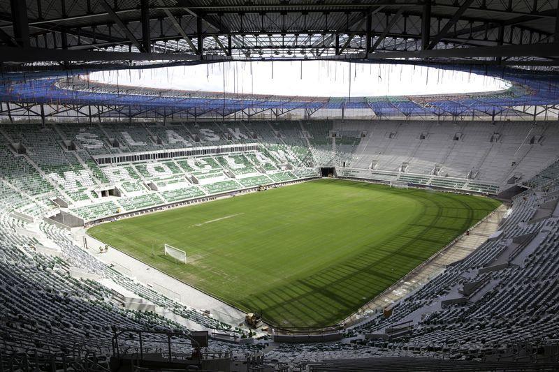 Pierwsze biura na nowym stadionie już zajęte, seba