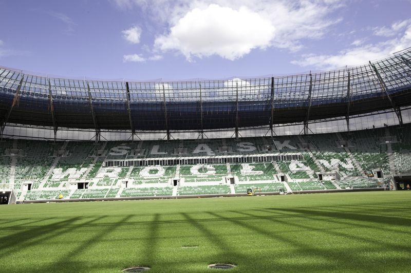 Stadion Miejski już czeka na przyjęcie czterech reprezentacji