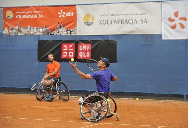 30 czerwca rozpoczną się zmagania w XIII edycji międzynarodowego turnieju tenisa na wózkach Wrocław Cup 2015