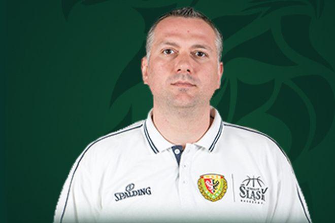 Trener Emil Rajković na razie nie ma z kogo stworzyć drużyny