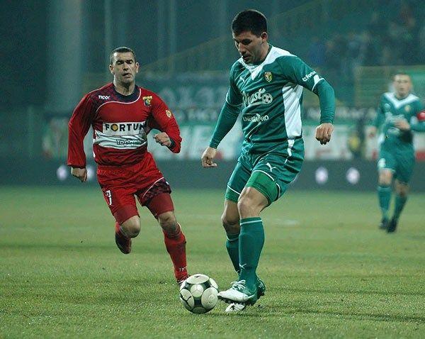 Vuk Sotirović wróci naboisko dopiero w przyszłym roku.