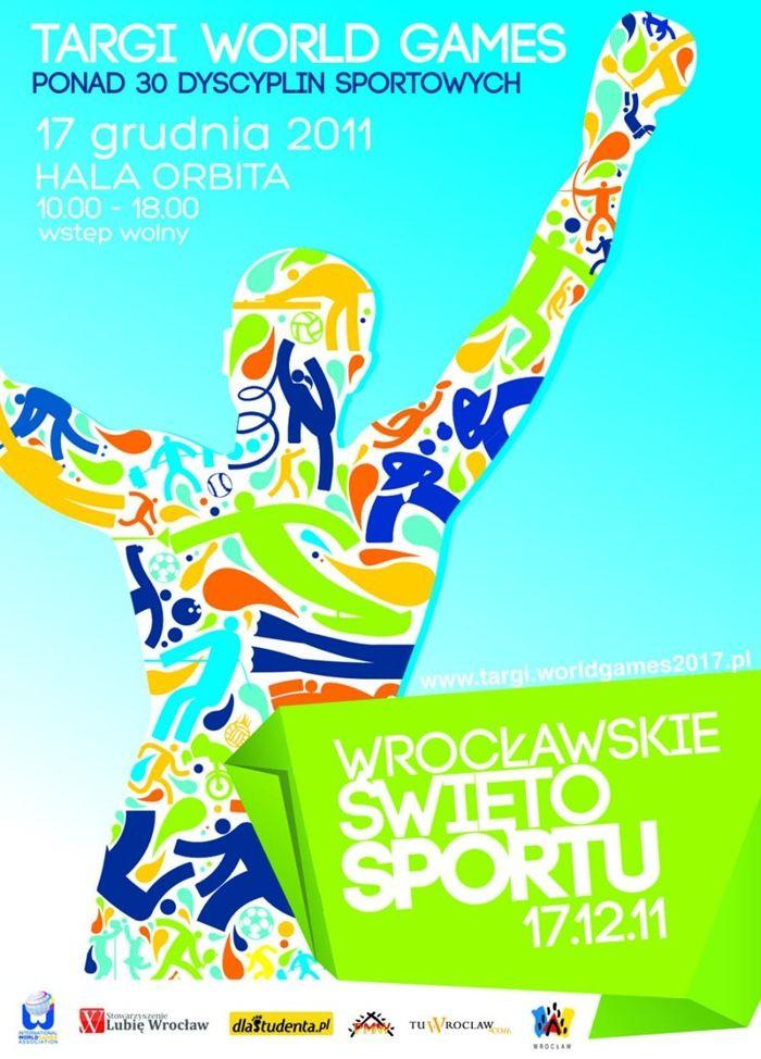 Targi World Games wystartują już w sobotę o godzinie 10.00 w hali Orbita