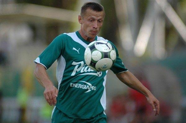 Kontuzja wyłączyła Krzysztofa Wołczka z treningów.