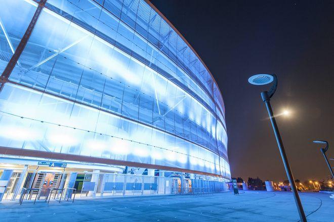 Toshiba pokryje koszt budowy lodowiska, a w zamian na membranie stadionu pojawi się reklama firmy