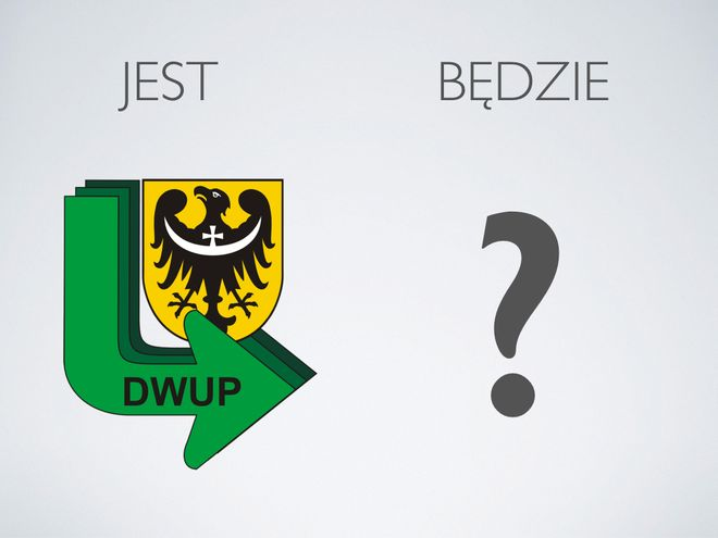 Jakie będzie nowe logo DWUP?