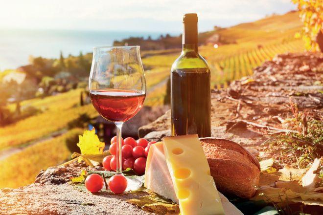 Smakosze wina i sera mile widziani