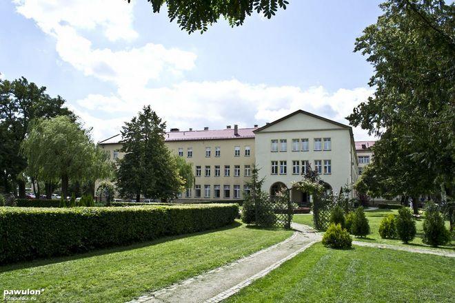 Szpital wojskowy przy ul. Weigla