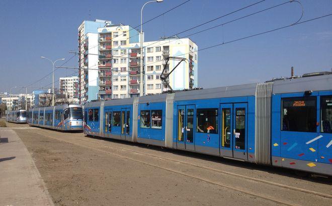 Mieszkańcy Kozanowa na tramwaj czekali latami
