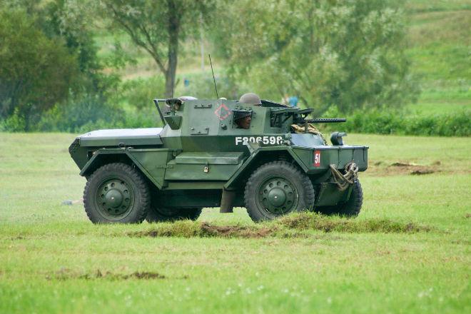 Transporter Daimler Dingo MK II