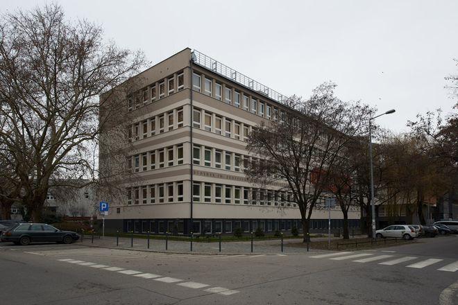Ulica Janiszewskiego