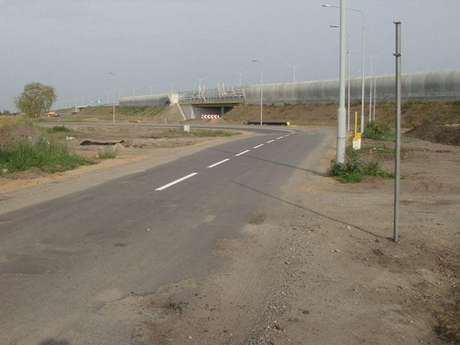 Fragment ulicy Polanowickiej