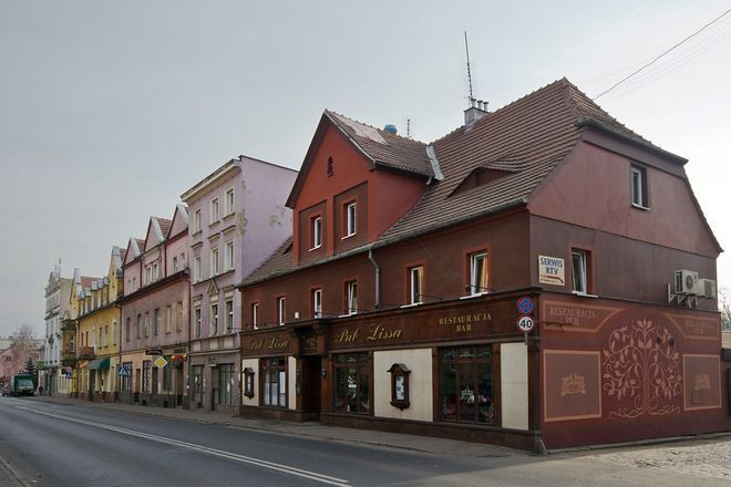 Ulica Średzka