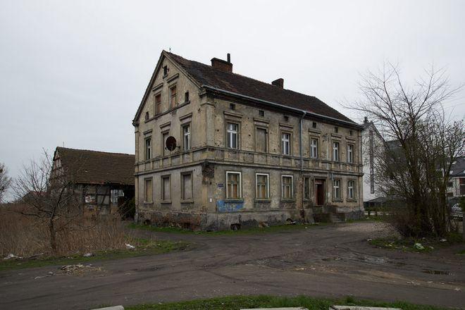 Ulica Tatarska. Zdjęcie z 2013 roku
