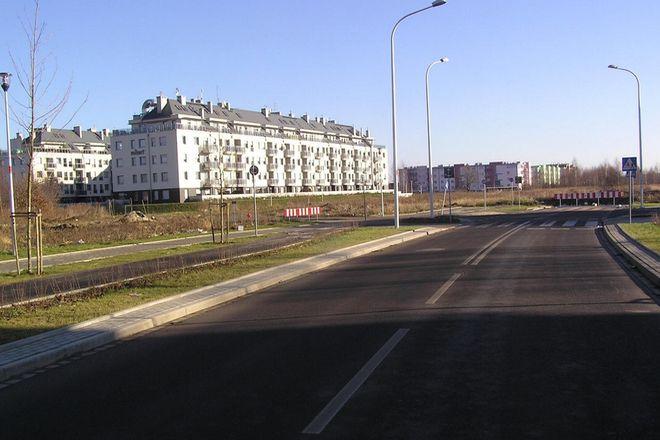 Autobusy będą mogły już zawracać na ulicy Wojanowskiej
