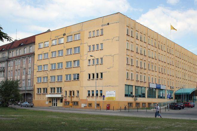 Urząd marszałkowski sąsiaduje z Impartem
