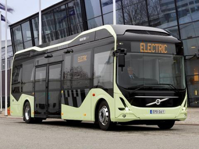 Autobus Volvo 7900 Electric