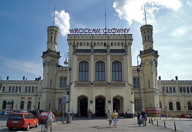Od nowego roku ruszy również przebudowa Dworca Głównego we Wrocławiu.