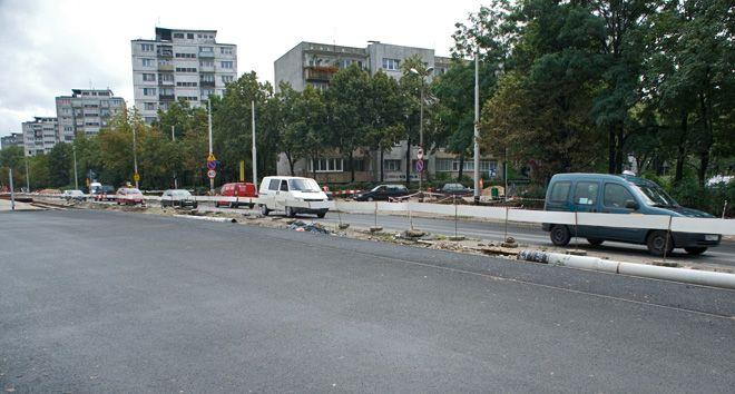 Dzięki listopadowemu remontowi ulica Grabiszyńska będzie miała już nową nawierzchnię na całej długości