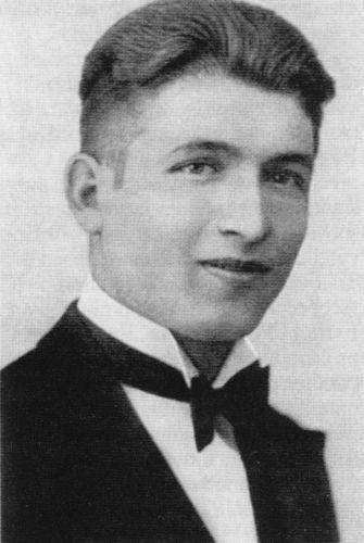 Jan Opletal czeski student, ku czci którego obchodzone jest dzisiejsze święto.