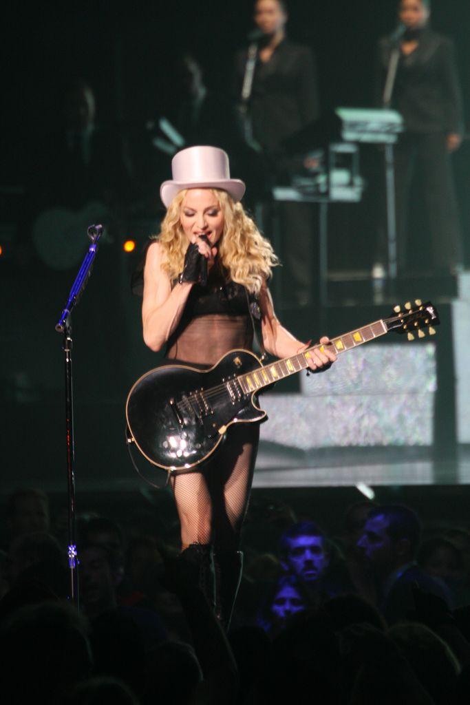 Madonna zagra 1 sierpnia w Warszawie