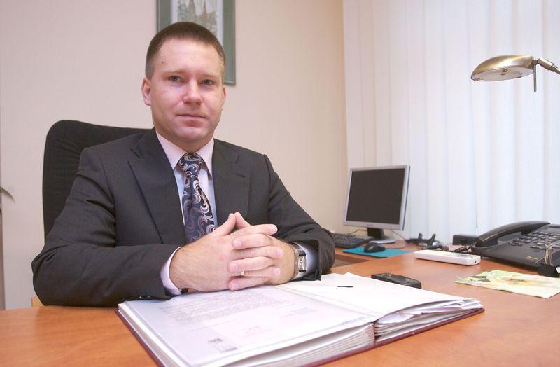 Marcin Urban, skarbnik miejski
