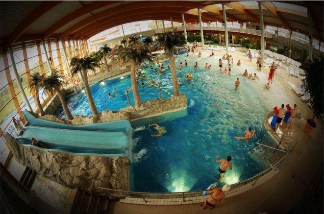 Wrocławski Park Wodny - to dziś Aquapark Wrocław