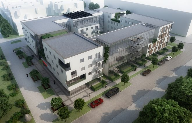 Kolejni deweloperzy włączają się w budowę osiedla Nowe Żerniki