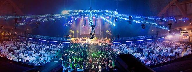 Na dorocznym balu bawiło 1300 osób