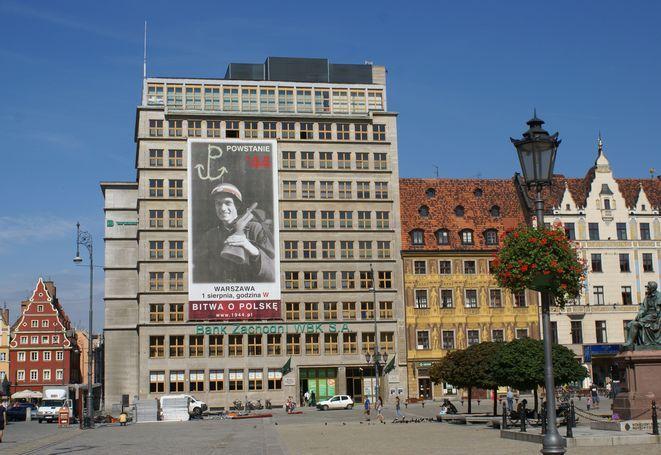 Wrocławski BZ WBK połączy się z Kredyt Bankiem