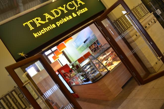 Na Dworcu Głównym pojawił się nowy lokal gastronomiczny