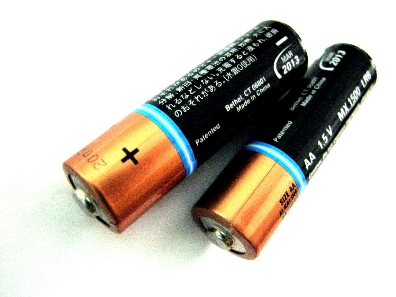W zamian za zużyte baterie będzie można dostać pysznego lizaka