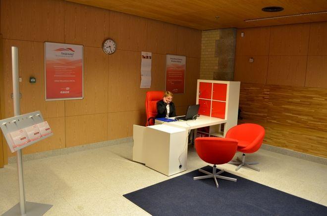 W nowym biurze na Dworcu Głównym pasażerowie dowiedzą się wszystkiego o funkcjonowaniu stacji