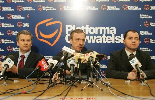 Nie wiadomo jeszcze czy w wycieczkę po mieszkaniach zaangażuje się także minister Zdrojewski