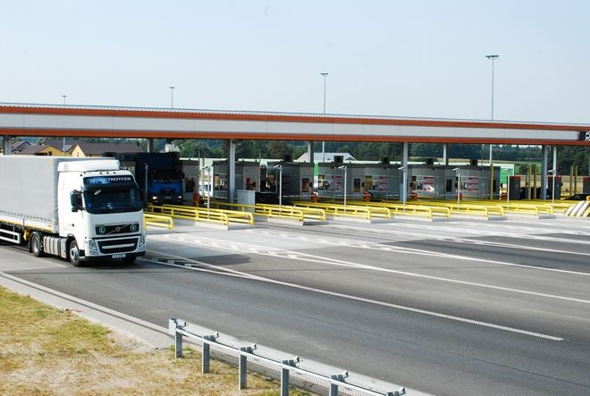 Trwa remont autostrady z Wrocławia do Opola