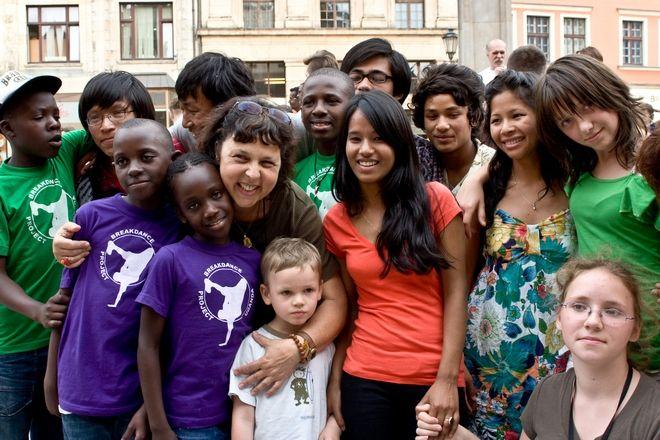 Brave Kids to projekt, który od 4 lata odbywa się w ramach wrocławskiego Brave Festival