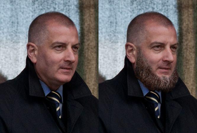 Prezydent nie będzie się golić do czerwca 2011 roku. Wykonaliśmy symulację tego, jak Rafał Dutkiewicz wyglądać będzie za 14 miesięcy.