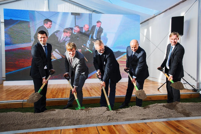 Budowa Business Garden Wrocław właśnie ruszyła