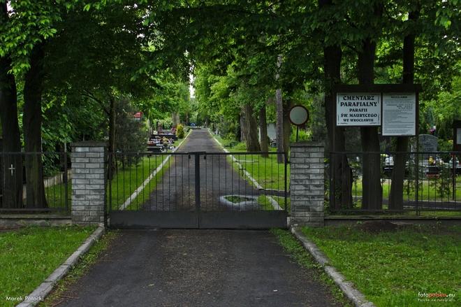 Parafia p.w. św. Maurycego chce poszerzyć swój cmentarz przy ulicy Działkowej