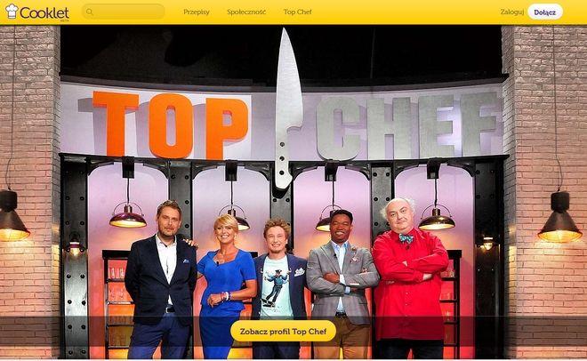 Wrocławska aplikacja jest partnerem kulinarnego show Top Chef