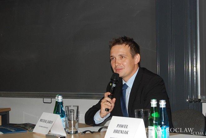 Poseł Michał Jaros został na trzy miesiące zawieszony w prawach członka partii