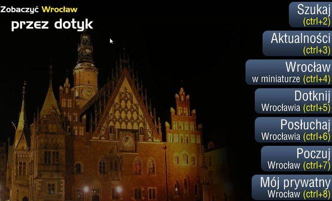 www.dotknijwroclawia.pl