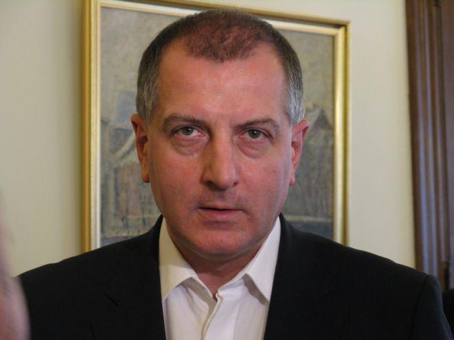 Prezydent Rafał Dutkiewicz.