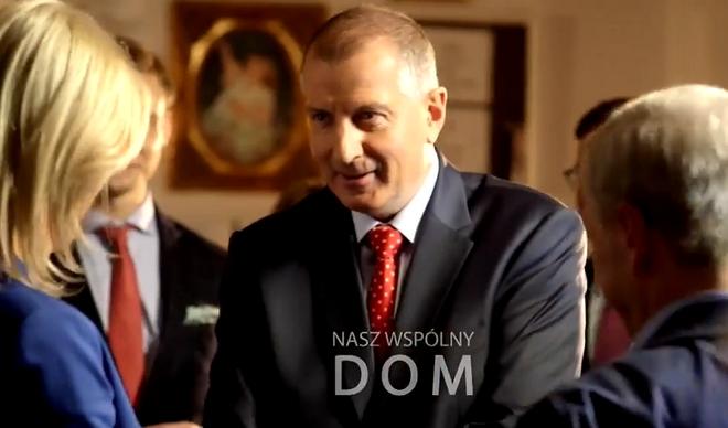 Właśnie zaprezentowano nowy spot wyborczy Rafała Dutkiewicza