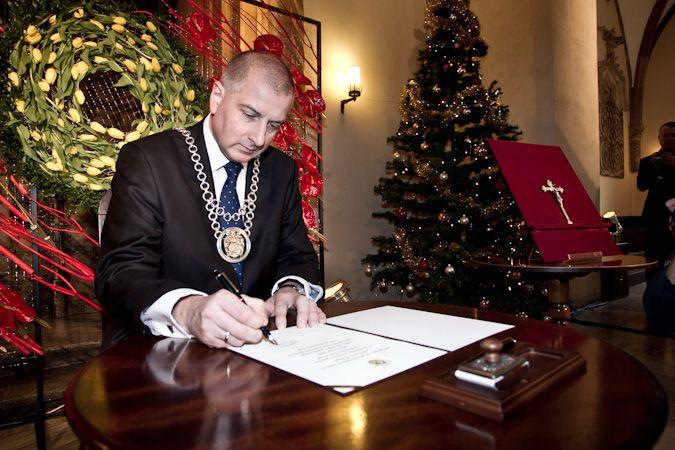 Prezydent opowiadał radnym o problemach z najważniejszymi inwestycjami w mieście